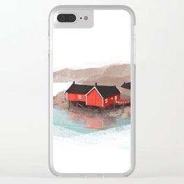 Lofoten Clear iPhone Case