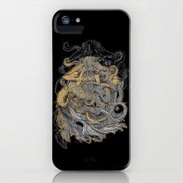 Octolady iPhone Case