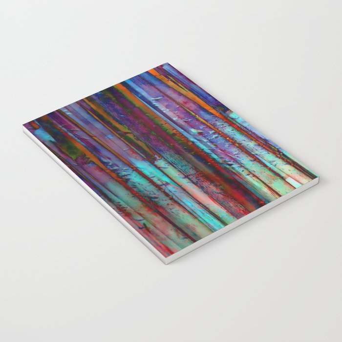 Colored Bamboo 2 Notebook