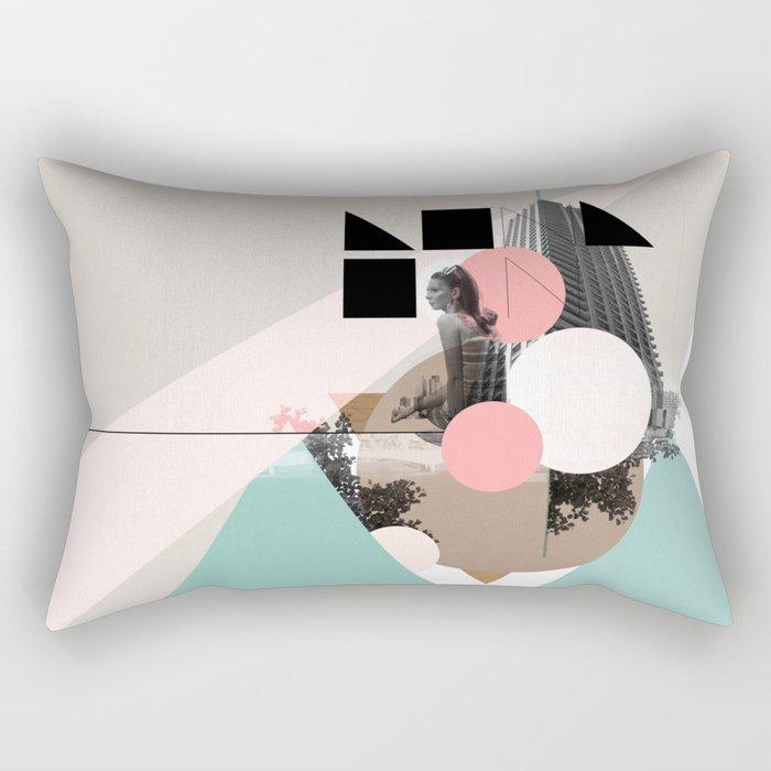 Locals Only - London - UK Rectangular Pillow
