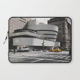 Guggenheim | Frank Gehry | architect Laptop Sleeve
