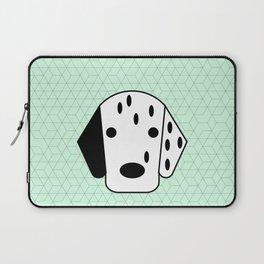 Pop Dog Dalmatian Laptop Sleeve