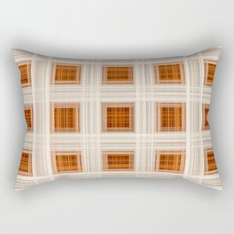 Ambient 11 Squares Rectangular Pillow