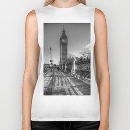 Big Ben, London Biker Tank