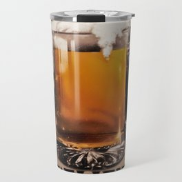 Booze Advert 1 Travel Mug