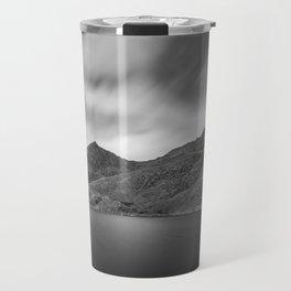 Snowdon past Llyn Llydaw Travel Mug