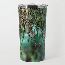 Little Pinecones Travel Mug