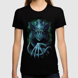 Cat People T-shirt
