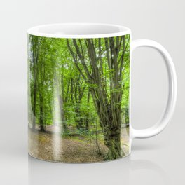 The Summer Forest Coffee Mug