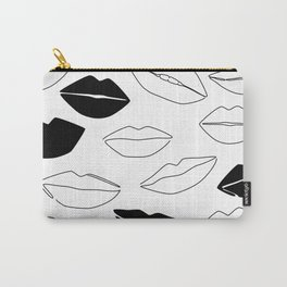 Dark Kisses Carry-All Pouch
