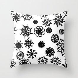 Strange stars Throw Pillow
