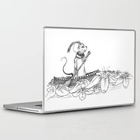 narnia Laptop & iPad Skins featuring Reepicheep by Mr.NiceVibe