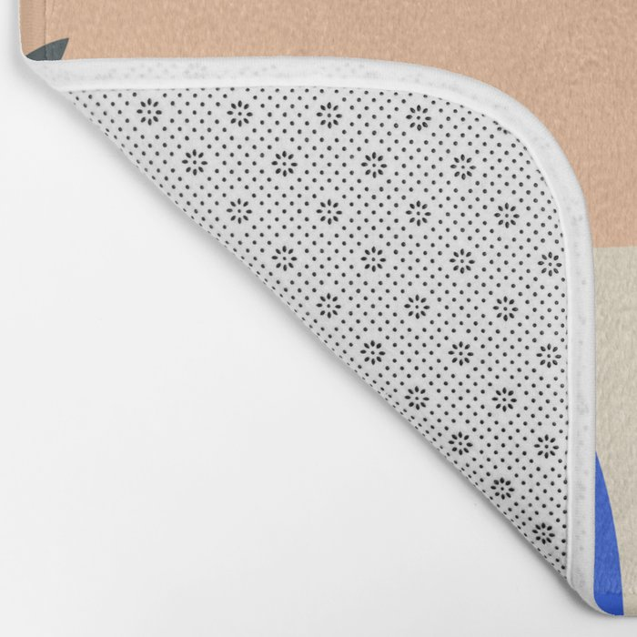 Shape study #14 - Stackable Collection Bath Mat