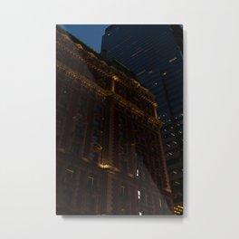 Manhattan Architecture Metal Print