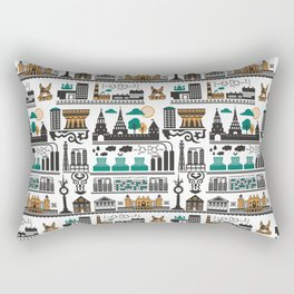 Kazan company Rectangular Pillow