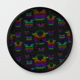Colorandblack series 974 Wall Clock