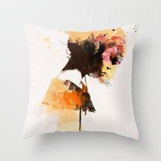 Stardust* Throw Pillow