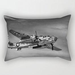 North American B-25 Mitchell Rectangular Pillow