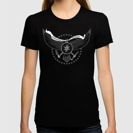 Almanerican Society Seal T-shirt