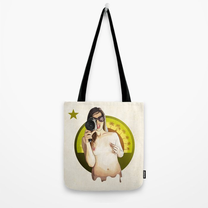 Miss California Tote Bag