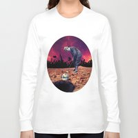 golf Long Sleeve T-shirts featuring Golf by Cs025