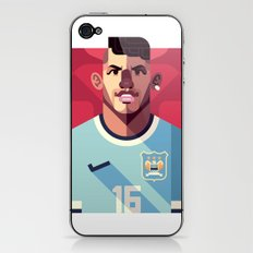 KA16 | Sky Blues iPhone & iPod Skin