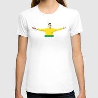 neymar T-shirts featuring Neymar Brasil by lockerroom51