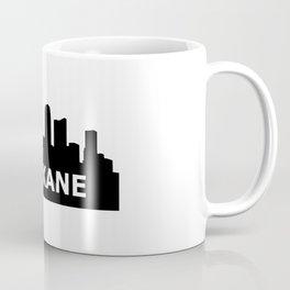 Spokane Skyline Coffee Mug