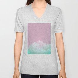 Dreamy Candy Sky Unisex V-Neck
