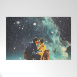 I'll Take you to the Stars for a second Date Welcome Mat