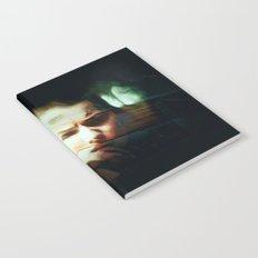A Darker Hiding Place Notebook