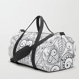 Leaf Mirrors Duffle Bag