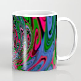 Trippy Swirl Coffee Mug