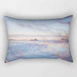 The Sea. Rectangular Pillow