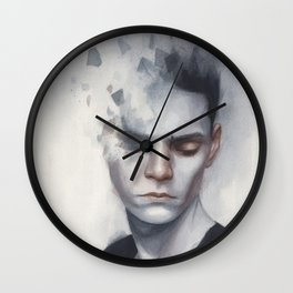 Strained Wall Clock