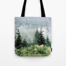 Pine Trees 2 Tote Bag