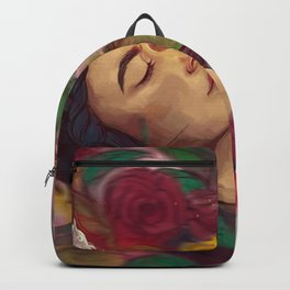 Queen of roses Backpack