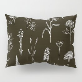 Patagonian wildflowers Pillow Sham