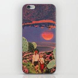 Disappearing Kingdom iPhone Skin