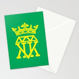King Crown (DUCKS) Stationery Cards
