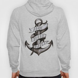 Ahoy there Matey Anchor Hoody