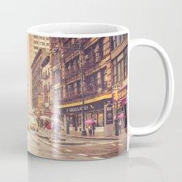 Rainy Day in NYC Coffee Mug