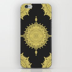 The Golden Sun iPhone & iPod Skin