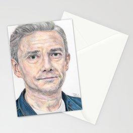 Martin Freeman Colour Stationery Cards