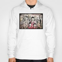the royal tenenbaums Hoodies featuring The Royal Tenenbaums by Joe Badon