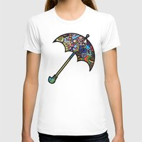 mary poppins T-shirts featuring Mary Poppins by Ilse S