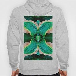 206 - Hosta plant abstract design Hoody