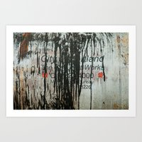 The City That Works Art Print