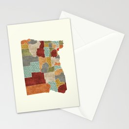 Portland Oregon Love Stationery Cards