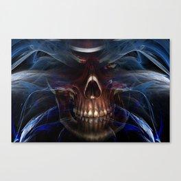Feeling Good In Death Canvas Print